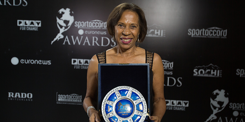 International Netball Federation Wins Iconic Global Sports Award