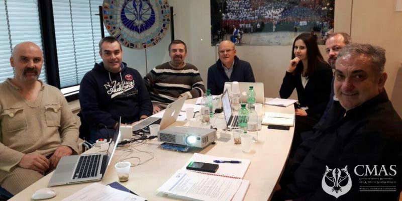 Apnea Commission Meeting - Rome