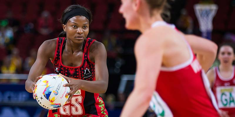 Mwai Kumwenda wins IWGA Athlete of the Year Award