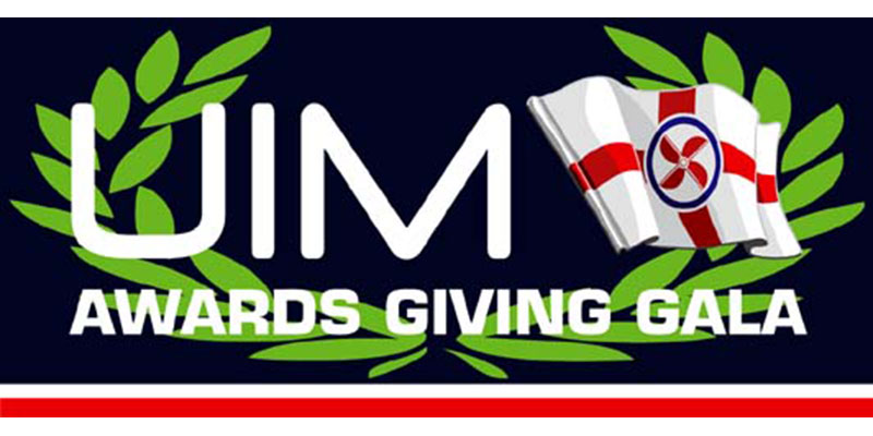 The UIM Awards Giving Gala - Sporting Montecarlo, Monaco, Saturday March 5th 2016