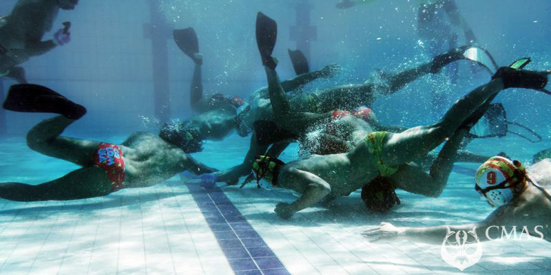 19th CMAS World Underwater Hockey Championships - Stellenbosch, South Africa